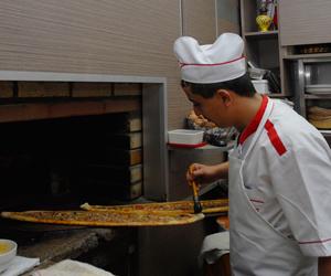 Pizza's