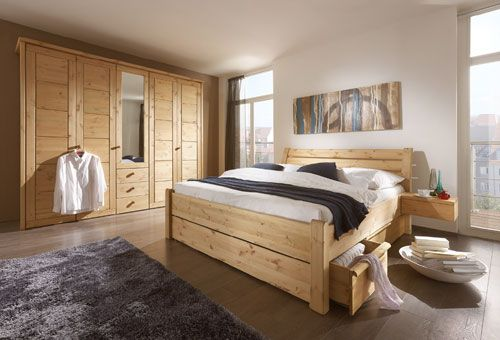Chambre coucher lits rangement greta chambre for Set de chambre a coucher